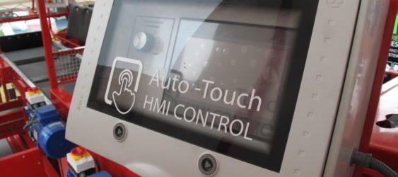 Auto-Touch HMI Control