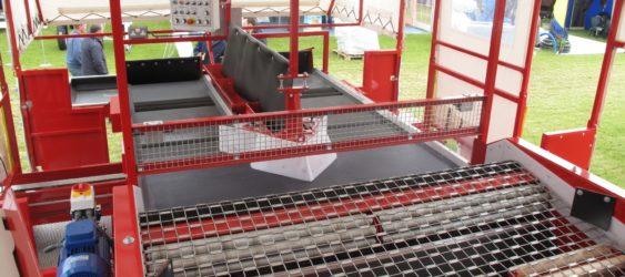 Double Strength Conveyors