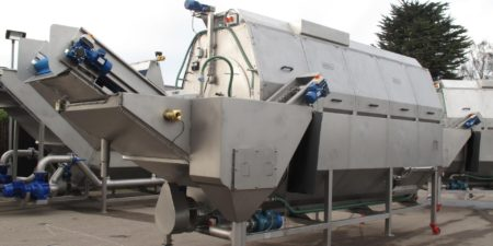 Potato Grading, Washing and Packing Line from Tong