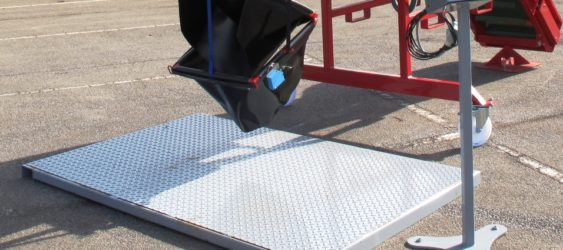 Box & Bag Weigh Platforms