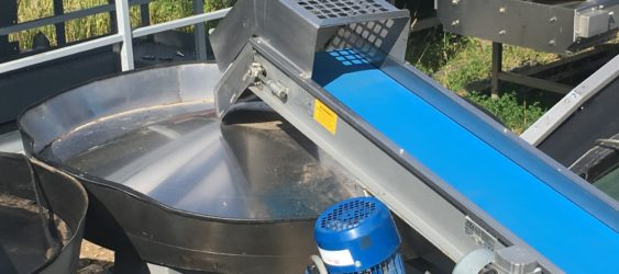 Used Rotary Packing Tables