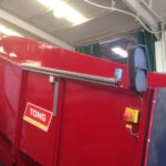 New Tong Caretaker trailer reversing sensors are a hit with growers