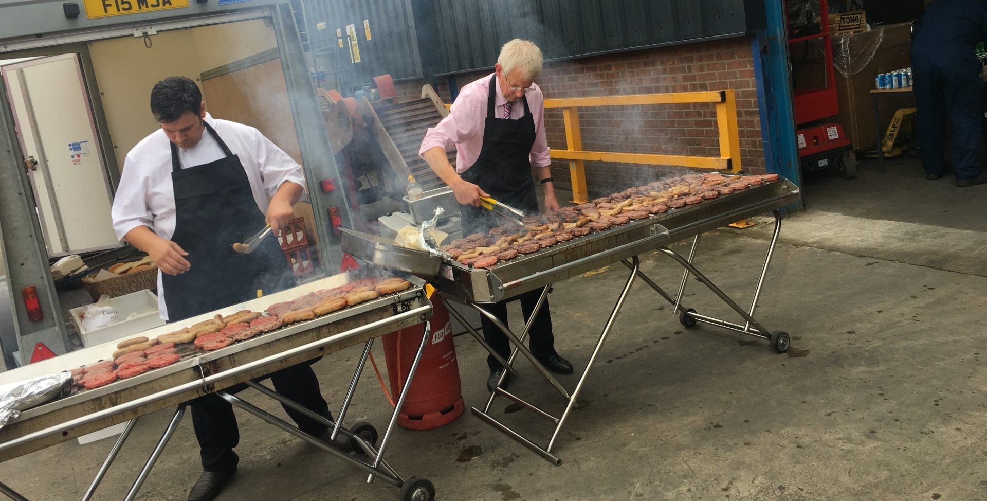 Tong Engineering Celebratory BBQ