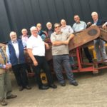 A long-service celebration | Scoring 50 years as a member of the Tong 'family'