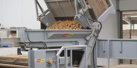 Potato Processing Line from Tong