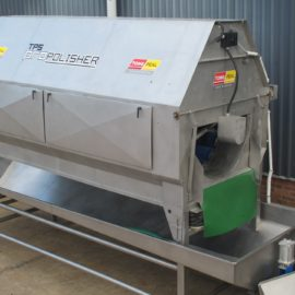 TPS-PRO Vegetable Polisher