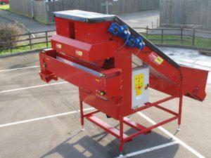 Potato Weighing Machine - 2520 Potato Weigher Bagger | Tong Engineering UK