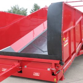 Infeed Hoppers