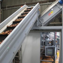 Perfect Potato Processing for Pipers Crisp Co