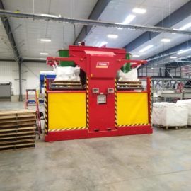 Tong's new FieldLoad Pro lightens the load at Poskitts