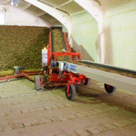 Extending Crop Elevator