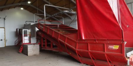 Onion Grading Line from Tong