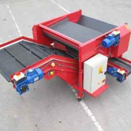 Stone & Clod Separators