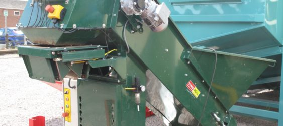 Used Vegetable Weighers