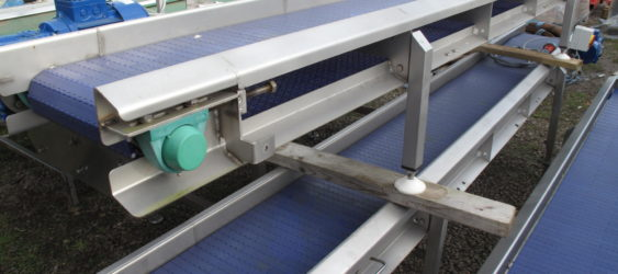 Misc Used Vegetable Conveyors