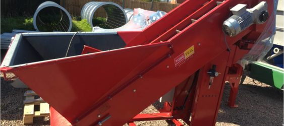 Used Tong Peal 1025E Weigher