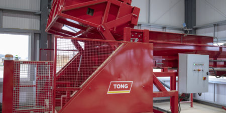 Seed Potato Grading & Optical Sorting Line