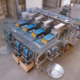 Visar Optical Potato Sorter minimises Labour