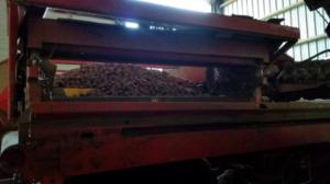 Grimme hopper potato grader mobile grading (2)
