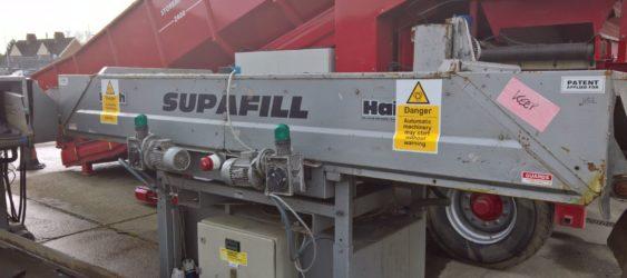 Used Haith Box Filler – SupaFill