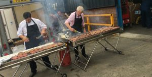 Tong Engineering Celebratory BBQ