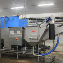 Tong launches New Pre-Soak tank with Integrated Destoner