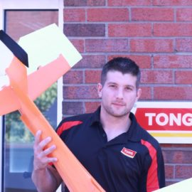 Team Tong Spotlight with Luke Taylor