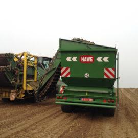Crop Transfer Trailer