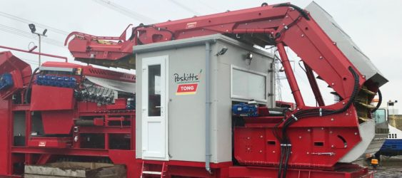 INSULATED INSPECTION CABIN