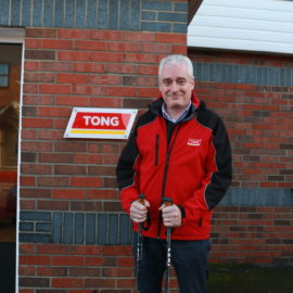 Team Tong Spotlight with Jim Worley