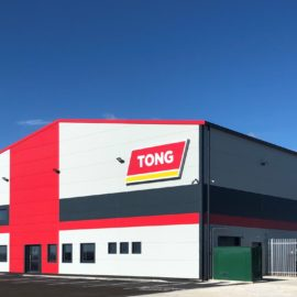 All systems go at New Tong Factory