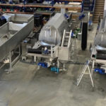 Tong announces record sales of next generation Barrel Washer