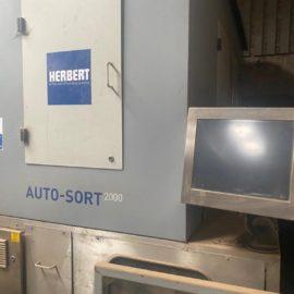 Second Hand Herbert Auto-Sort potato optical camera sorter