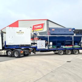 New Mobile Washer creates efficiencies for Wolds Produce